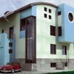 <b>Дом из бетона</b>