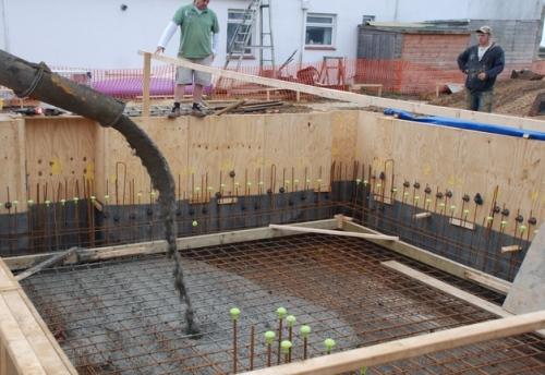 Состав бетона