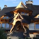 <b>Красивые и необычные дома</b>