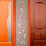 <b>Как ухаживать за ламинированными дверями</b>