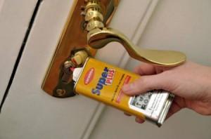 Как ухаживать за ламинированными дверями