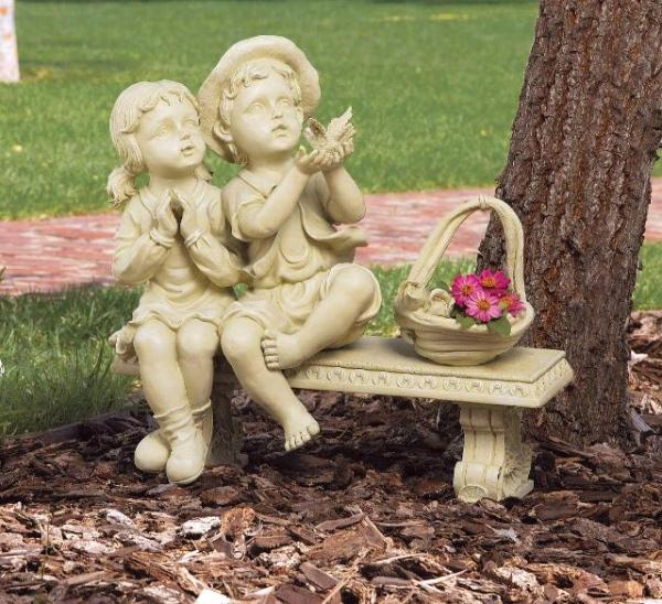 скульптуры для участка