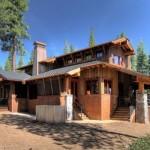 <b>Дизайн сельского деревянного дома в фотографиях</b>