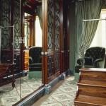 <b>Гардеробная комната в классическом стиле</b>