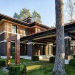 <b>Проекты домов в стиле Райта</b>
