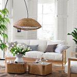 <b>Натуральный интерьер: украшаем дом цветами</b>