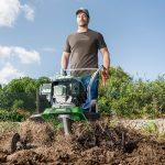 <b>Обработка почвы культиватором</b>