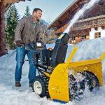<b>Снегоуборочные машины для дачи и дома</b>
