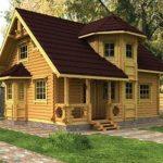 <b>Почему для строительства загородного дома выбирают именно зимний лес?</b>