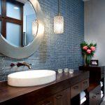 <b>Интерьер. Зеркала в ванной</b>
