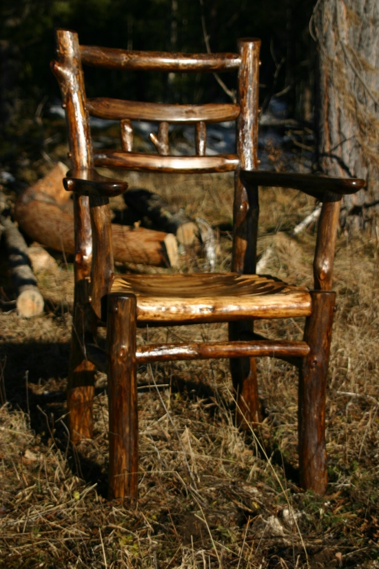 корнепластика-стул