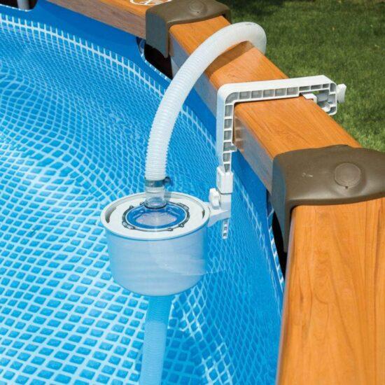 Как ухаживать за бассейном в домашних условиях-фильтры