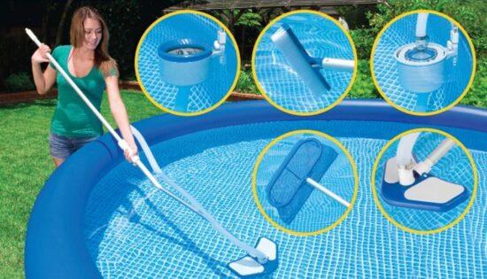 Как ухаживать за бассейном в домашних условиях